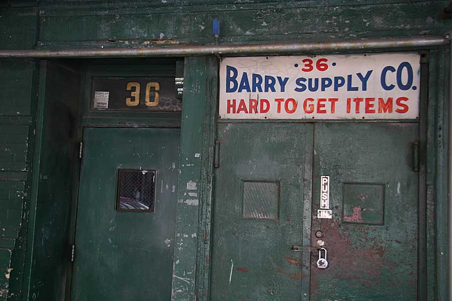 Barry Supply Co.