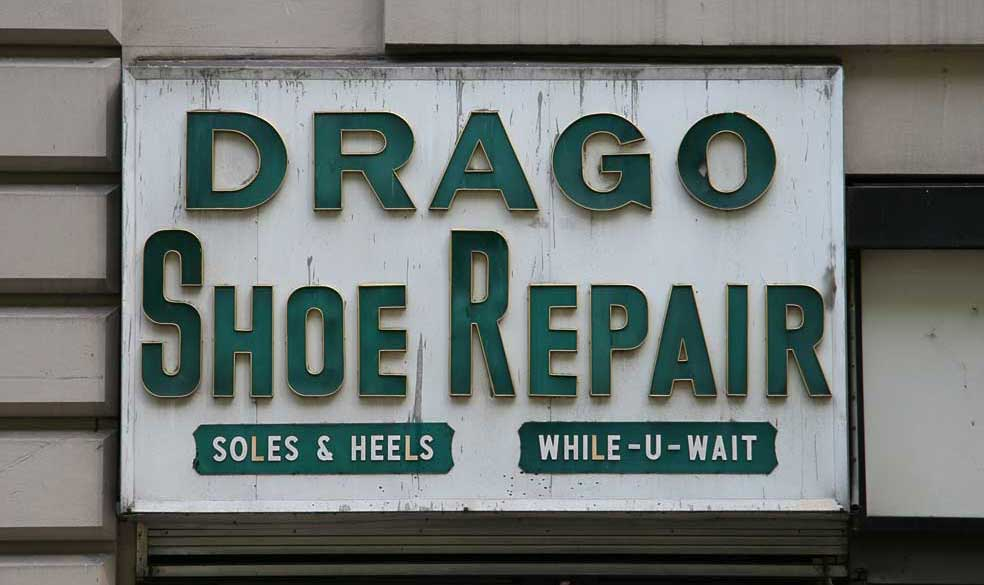 Drago Shoe Repair