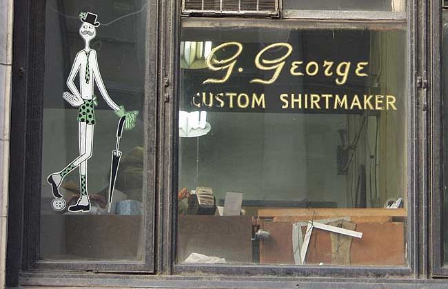 G. George Shirtmaker