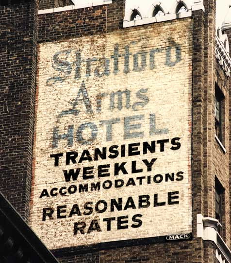 Stratford Arms Hotel